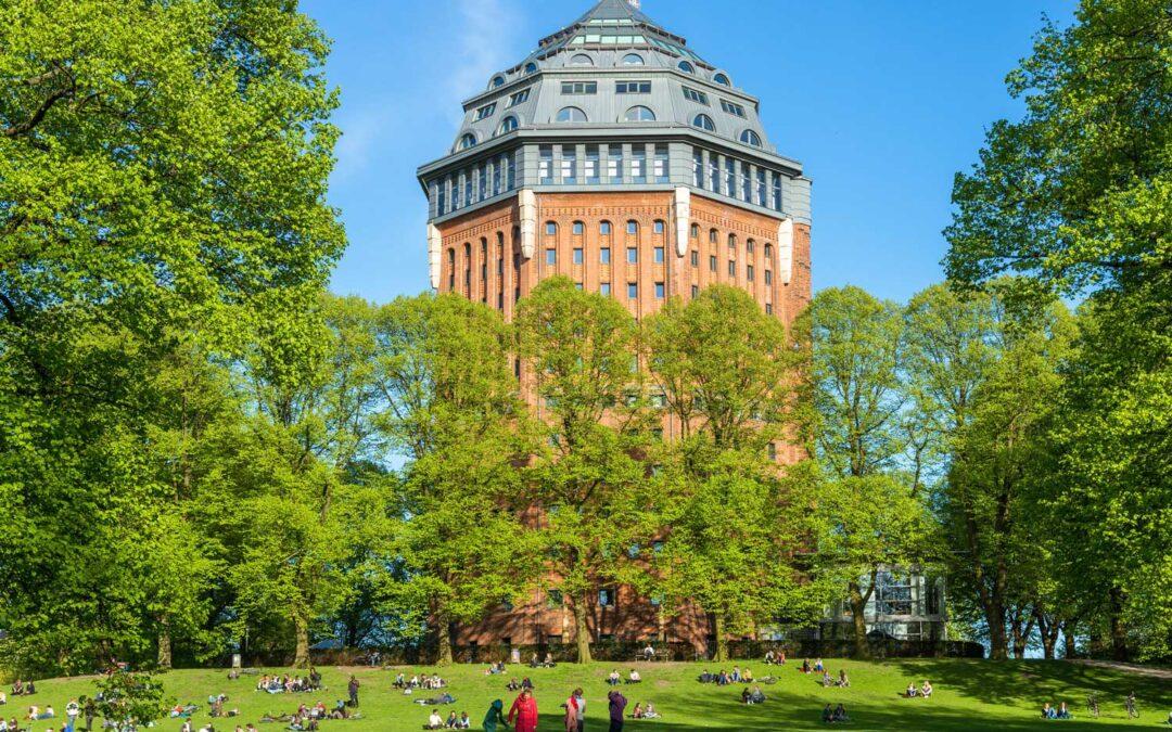 Sommerferienworkshop im Schanzenpark in Hamburg