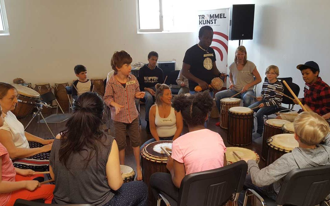Integratives Musik- und Tanztheaterprojekt 2019